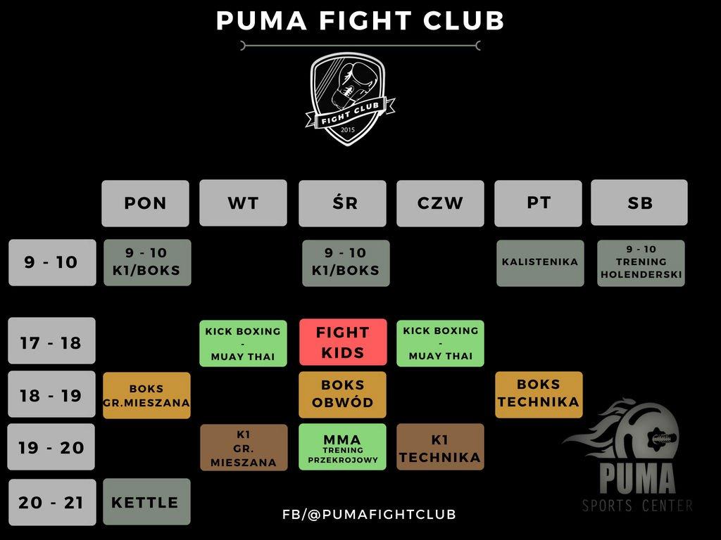 PUMA Fight Club