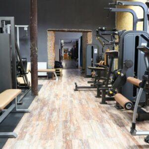 Cardio siłownia Puma Sports Center