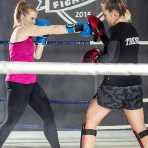 Fight Club boks, kick-boxing