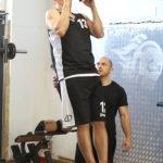 Podciąganie trening personalny