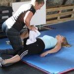 Rozciąganie trening personalny