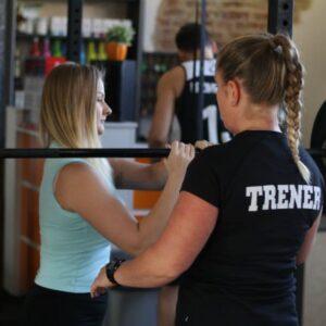 Trener Anna Bielak Puma Sports Center
