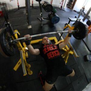 Trening siłowy w Puma Sports Center