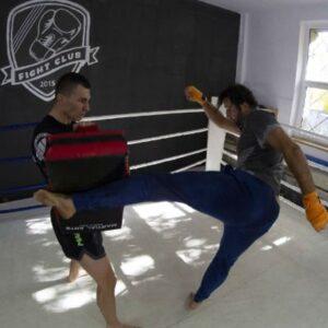 Fight Club Sztuki walki